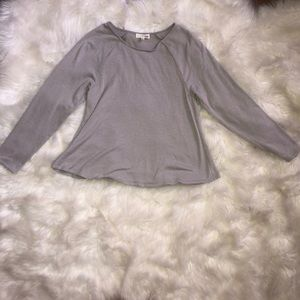 WILFRED FREE 3/4 BLOUSE